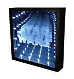 Abysse Corp GIFPAL274 Interior 1lamps LED Negro, Color blanco - Iluminación...