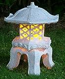 Lámpara de jardín solar TIAAN 36cm de altura Lámpara de jardín solar Luz solar de...