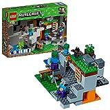 LEGO Minecraft - La Cueva de los Zombis (21141)
