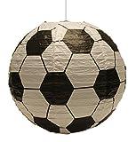 Spearmark - Pantalla de papel para lámpara de techo colgante, diseño de balón de...