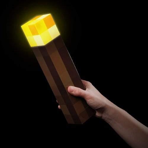 Funko 013183 Minecraft 00261 Wall Torch