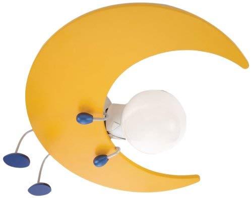 Philips myKidsRoom Lunardo - Plafón, iluminación interior, 12 W, casquillo E27,...