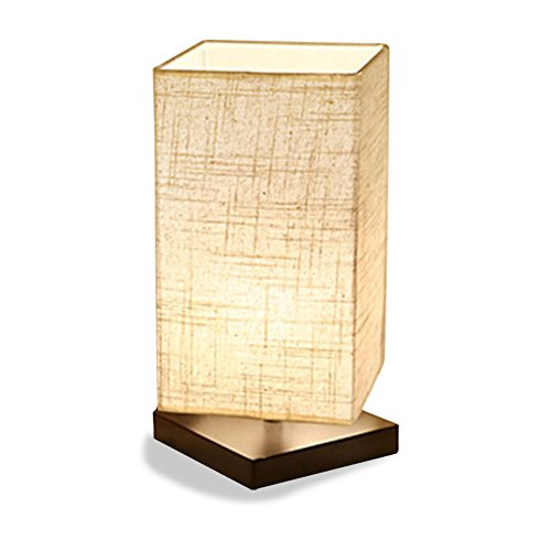 lámpara japonesa de madera