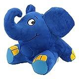 Ansmann 1800-0014 - Elefante de peluche con luz nocturna y nana para dormir...