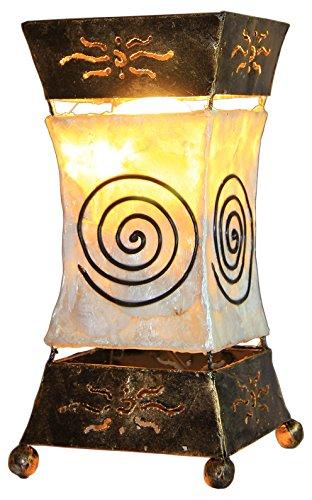 lámpara africana