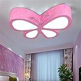 Malovecf - Lámpara de techo para dormitorio dormitorio lámpara LED creativos...