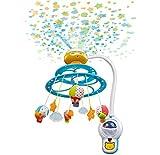 VTech 80-181022 Baby Noche Estrellitas - Proyector Móvil para Bebé, con Luces y...
