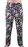 The Joker Arkham Asylum Pantalones de pijama multicolor XXL