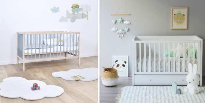 decoracion habitacion bebe nube