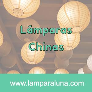 las mejores lamparas chinas