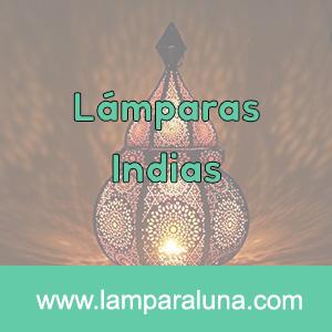 las mejores lamparas indias