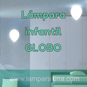 lamparas-infantil-globo