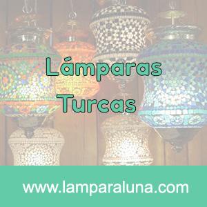 las mejores lamparas turcas